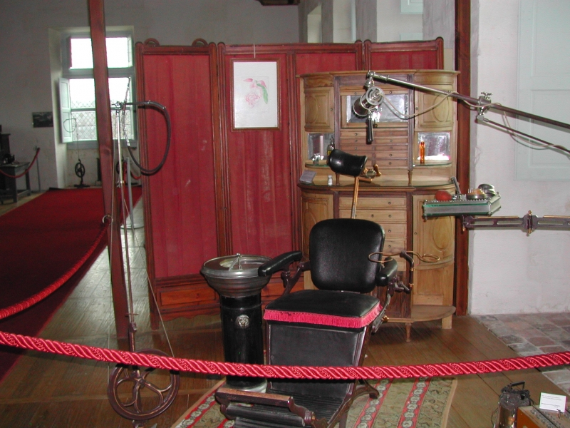 Musée de la médecine de Hautefort